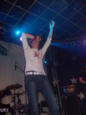 концерт в Архангельске 10.04.2008 1